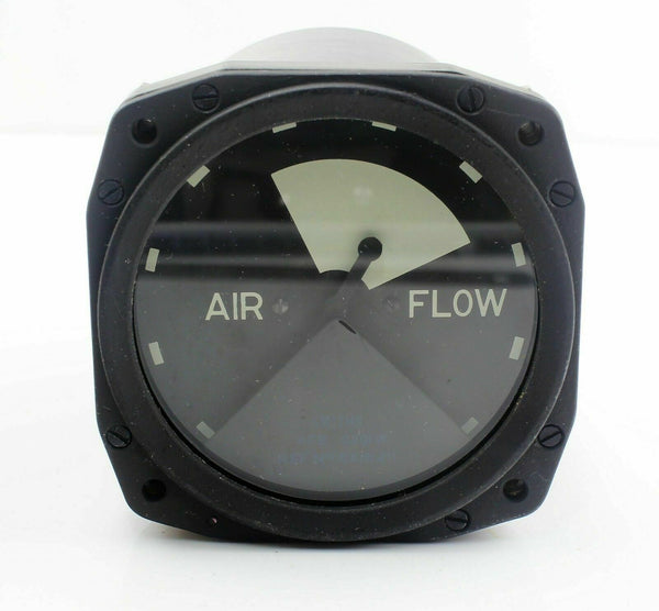 Mass Air Flow Control Indicator Gauge 6A/6211 KFB0201W Britannia RAF Aircraft