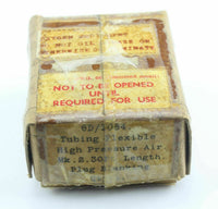 Blanking Plug Oxy Sys. 6D/1084 Royal Navy MOD Vintage Aircraft Spare Part 1960
