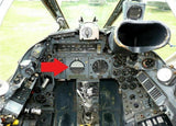 English Electric Lightning ADI Artificial Horizon KAJ0302 6TD/6610996204875 RAF