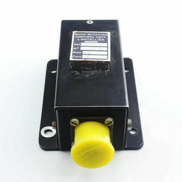 Fire Detection Control Unit 6350-14 3998000 3459 RAF Aircraft Spare Part