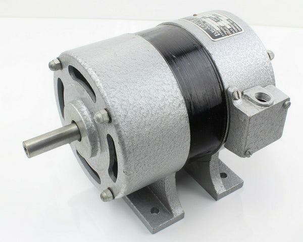 Electric Motor Carter G8 5P/3676 230-250V 50Hz 0.4A Ex-RAF Vintage Aircraft Part