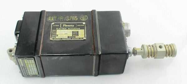 Electric Actuator 5W/311 CZ63681/11/Q Plessey Shackleton RAF Aircraft Vintage