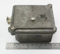 Armaments Auto Selection Control Box 5D/1269 RAF Air Ministry Vintage Aircraft