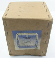 Fluid Level Warning Switch 1833.FG Smiths Fuel RAF Vintage Aircraft Part