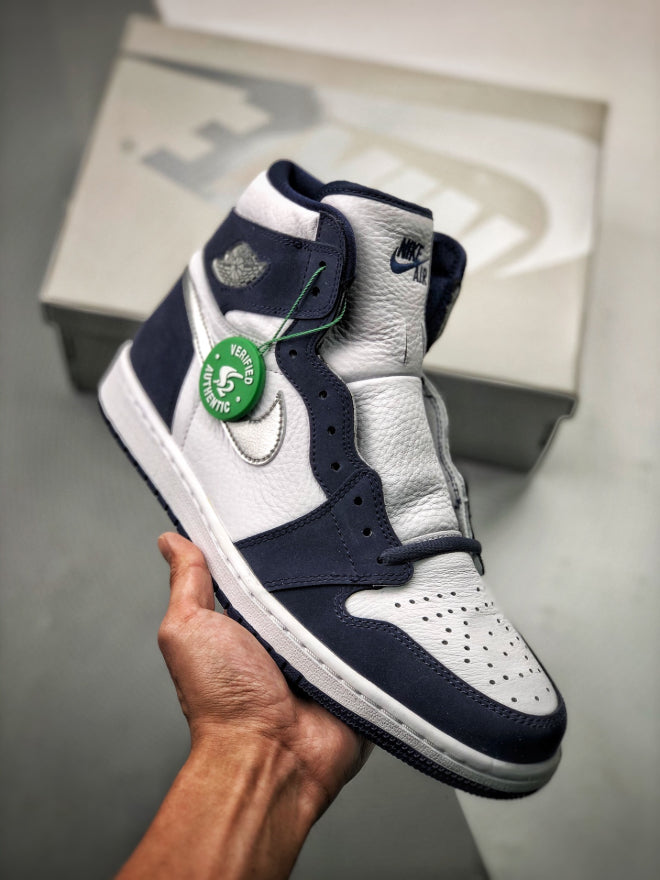 Nike Air Jordan 1 High Og Co Jp Midnight Navy