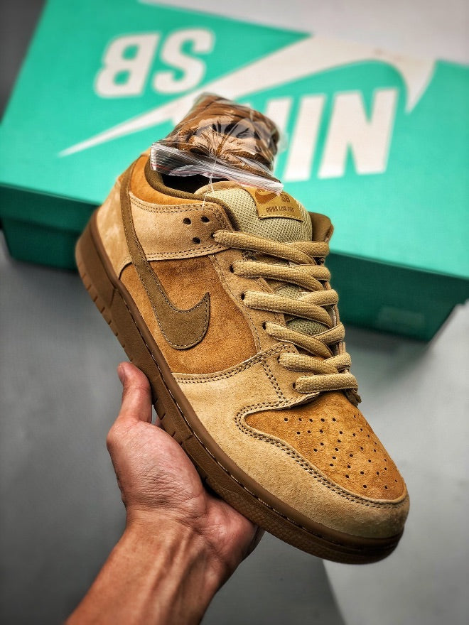 Nike Sb Dunk Low Wheat 883232-700