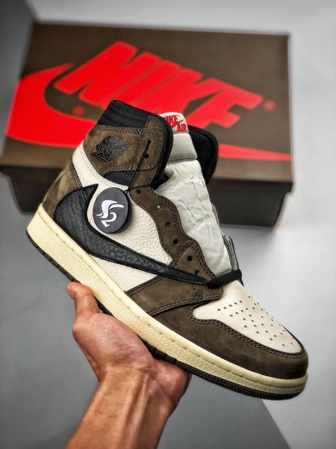 Travis Scott x Nike Air Jordan 1 AJ1 - Provehito
