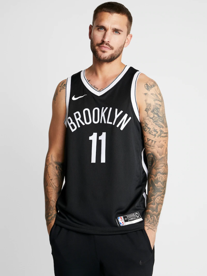 Canotta Brooklyn Nets Home - Provehito