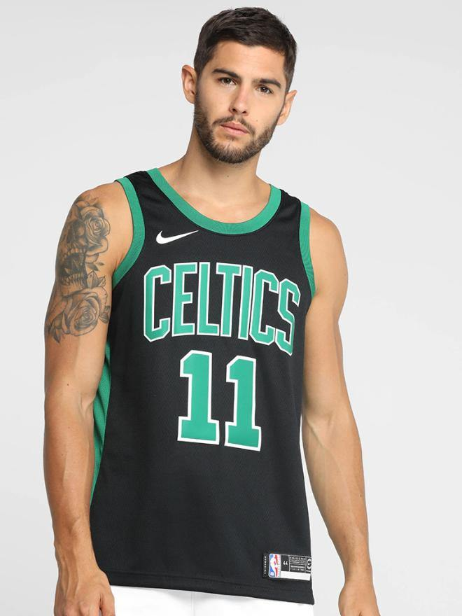Canotta Boston Celtics Nera - Provehito