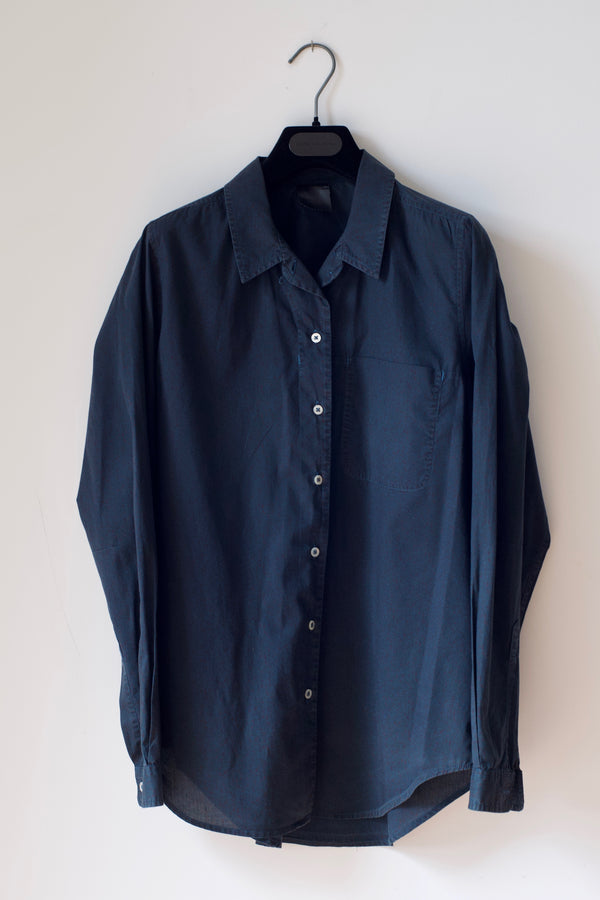 SECOND: Shirt No. 01 (Navy Liberty)