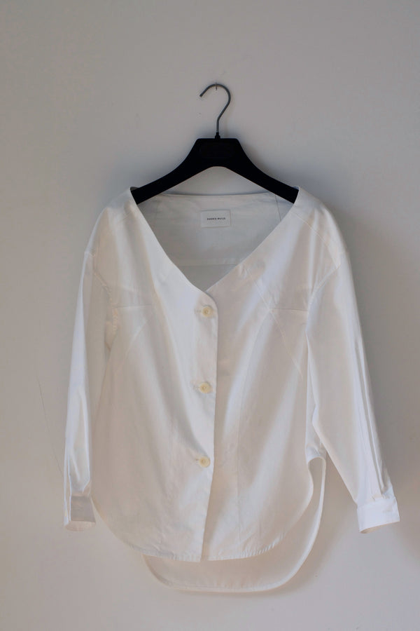 SAMPLE: Shirt No. 25 (Vintage White)