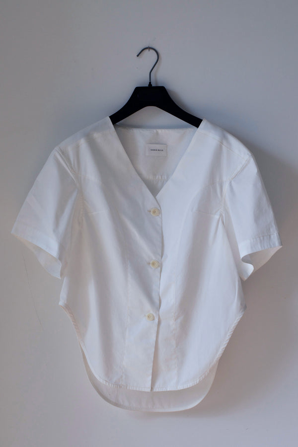 SAMPLE: Shirt No. 24 (Vintage White)
