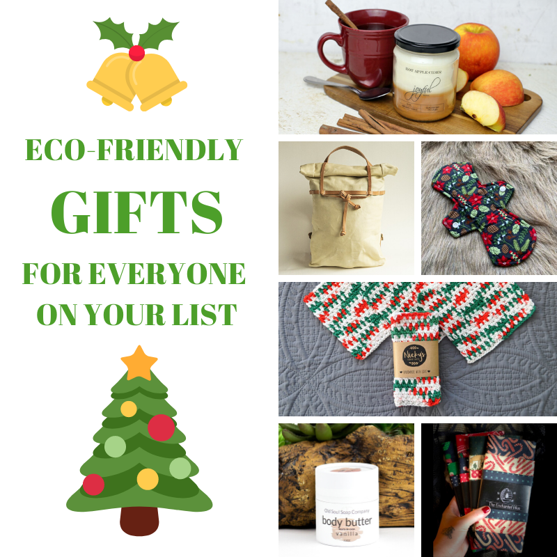 Eco-Friendly gifts for everyone on your list