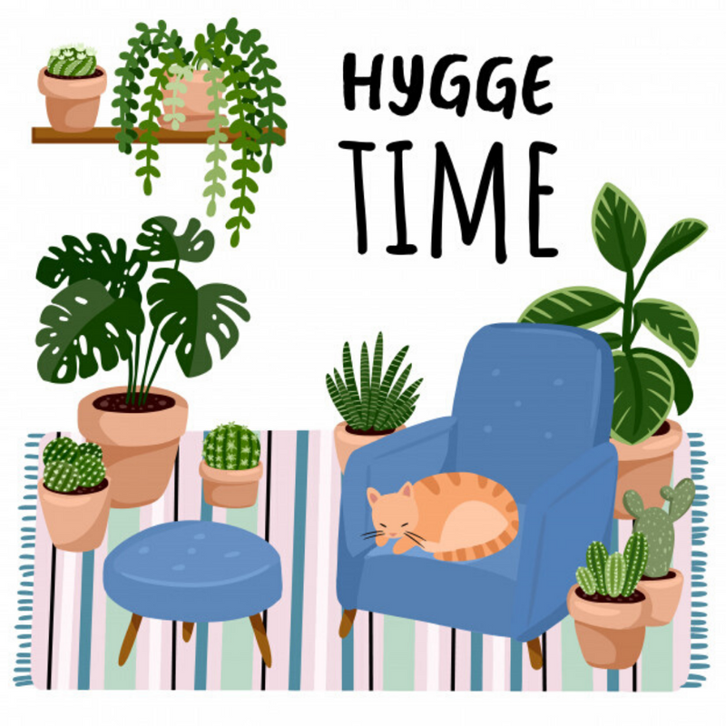 Enjoying a Hygge Lifestyle