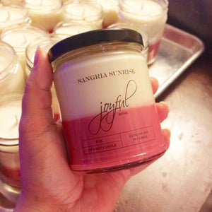 Sangria Sunrise Soy Candles & Wax Melts