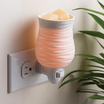 Harmony Pluggable Fragrance Warmer - Joyful Home Inc.