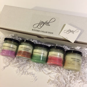 Gift Set Sample Pack - Christmas Collection