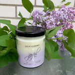 Lilac Garden Soy Candle - Joyful Home Inc.