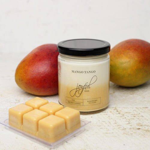 Mango Tango Soy Candle - Joyful Home Inc.