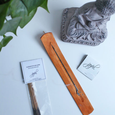 Bergamot Incense Sticks