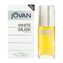 JOVAN - Jovan White Musk para hombre / 90 ml Cologne Spray