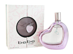 BEBE - Bebe Sheer para mujer / 100 ml Eau De Parfum Spray
