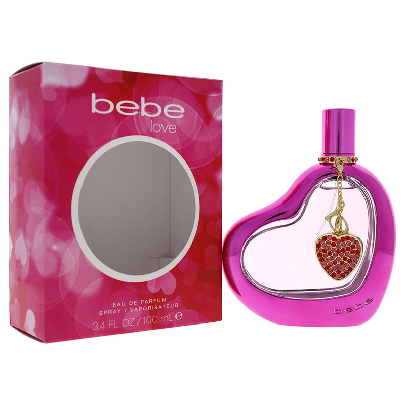 BEBE - Bebe Love para mujer / 100 ml Eau De Parfum Spray