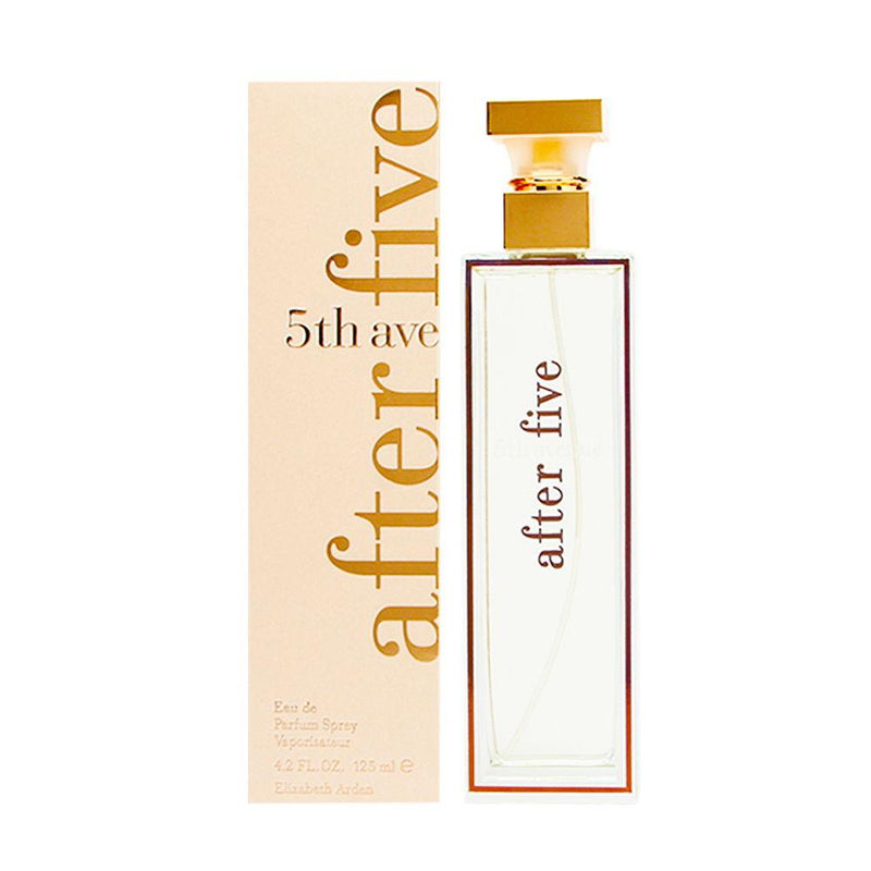 ELIZABETH ARDEN - 5th Avenue After Five para mujer / 125 ml Eau De Parfum Spray