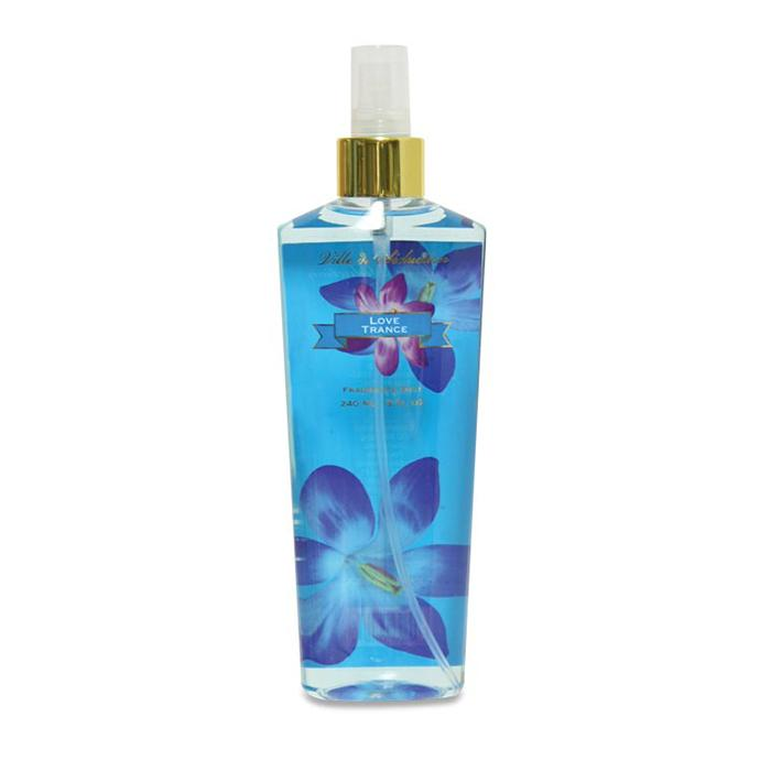 VILLE DE SEDUCTION - Love Trance para mujer / 240 ml Body Mist Spray