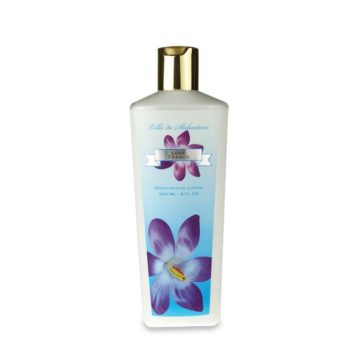 VILLE DE SEDUCTION - Love Trance para mujer / 240 ml Moisturizing Lotion