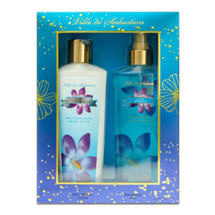 VILLE DE SEDUCTION - Love Trance para mujer / SET - 240 ml Fragrance Mist + 240 ml Moisturizing Lotion