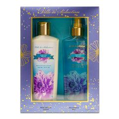 VILLE DE SEDUCTION - Loving Wish para mujer / SET - 240 ml Fragrance Mist + 240 ml Moisturizing Lotion
