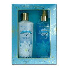 VILLE DE SEDUCTION - Romantic Secret para mujer / SET - 240 ml Fragrance Mist + 240 ml Moisturizing Lotion