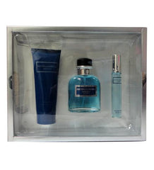 SANDORA COLLECTION - Sandora David & Gabriel para hombre / SET - 100 ml Eau De Parfum Spray + 100 ml Shower Gel + 20 ml Travel EDP