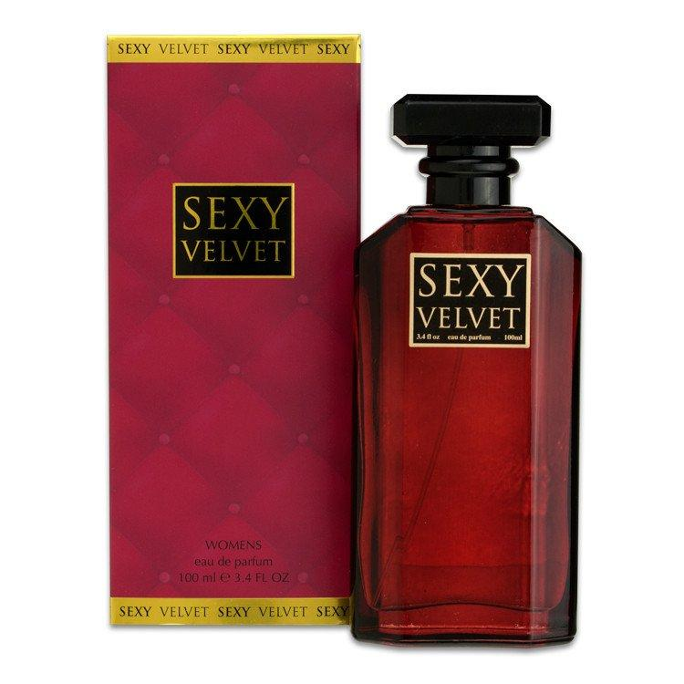 SANDORA COLLECTION - Sandora Sexy Velvet para mujer / 100 ml Eau De Parfum Spray