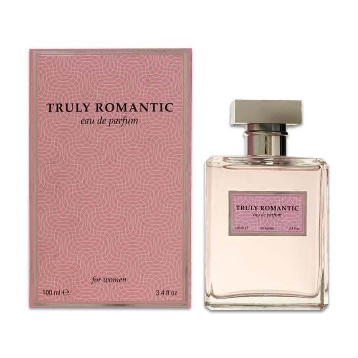 SANDORA COLLECTION - Sandora Truly Romantic para mujer / 100 ml Eau De Parfum Spray