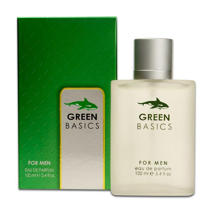 SANDORA COLLECTION - Sandora Green Basics para hombre / 100 ml Eau De Parfum Spray