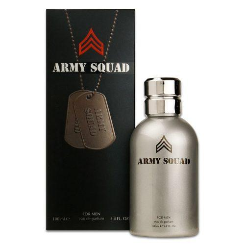 SANDORA COLLECTION - Sandora Army Squad para hombre / 100 ml Eau De Parfum Spray
