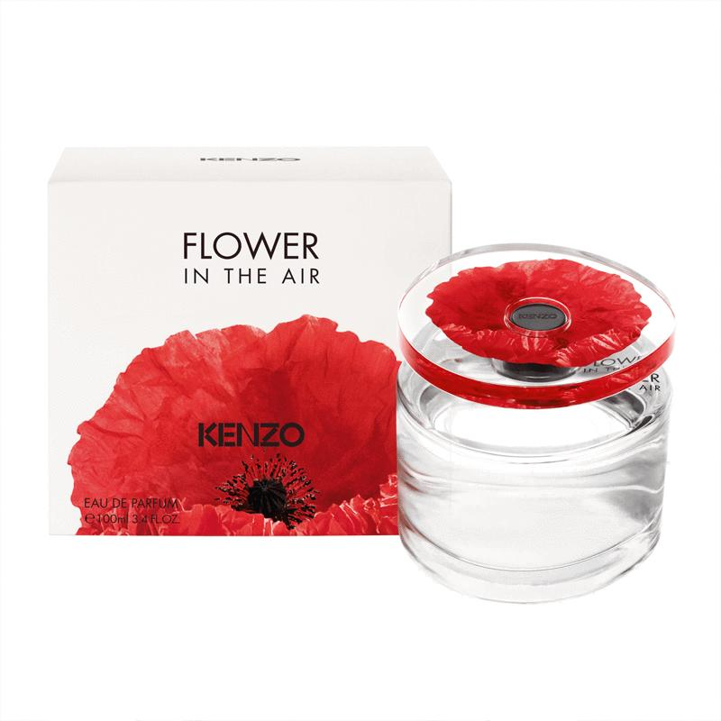 KENZO - Flower by Kenzo In The Air para mujer / 100 ml Eau De Parfum Spray