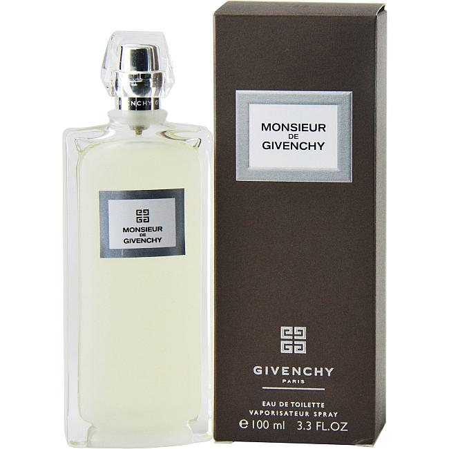 GIVENCHY - Monsieur de Givenchy para hombre / 100 ml Eau De Toilette Spray