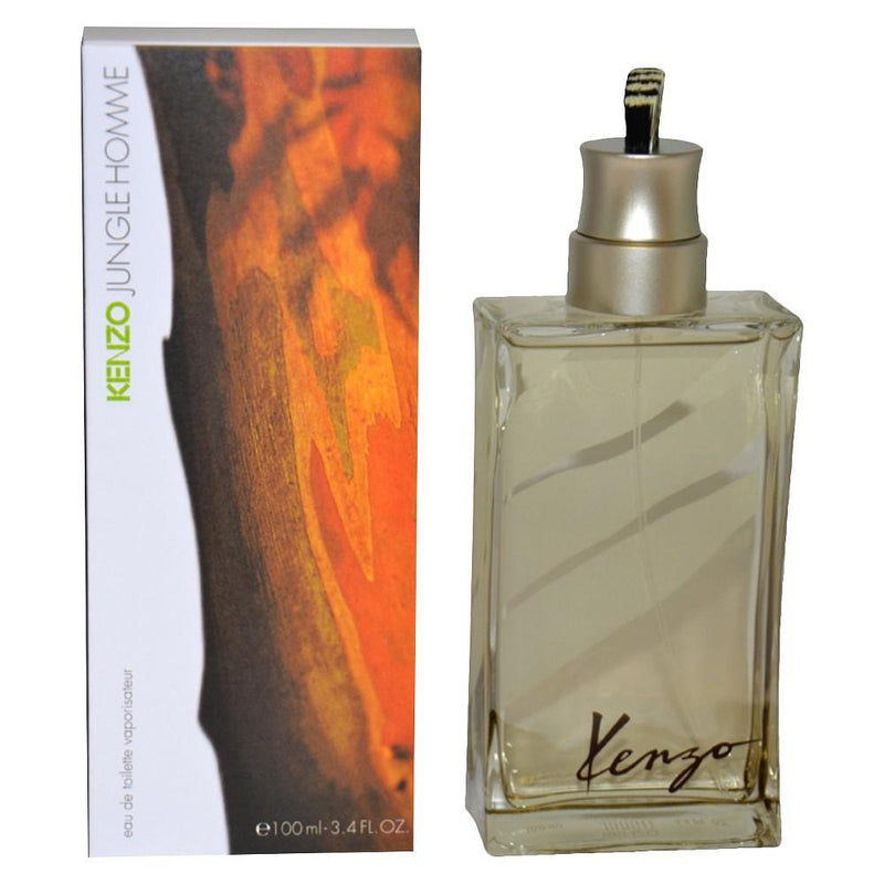 KENZO - Kenzo Jungle Homme para hombre / 100 ml Eau De Toilette Spray
