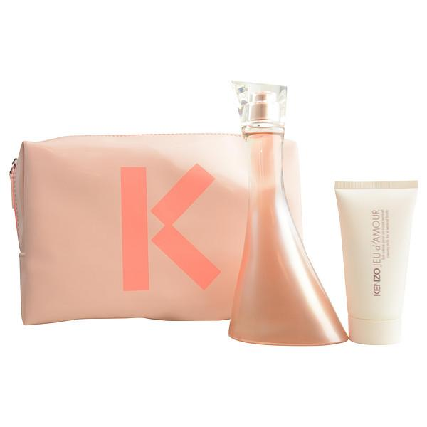 KENZO - Kenzo Jeu d'Amour para mujer / SET - 100 ml Eau De Parfum Spray + 50 ml Body Lotion