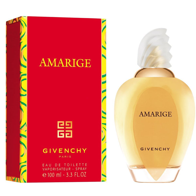GIVENCHY - Amarige para mujer / 100 ml Eau De Toilette Spray