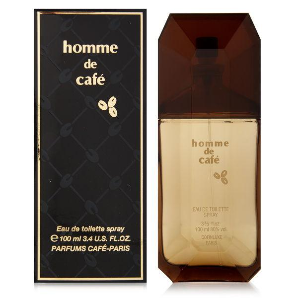 PARFUMS CAFÉ - Café para hombre / 100 ml Eau De Cologne Spray