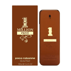 PACO RABANNE - 1 Million Prive para hombre / 100 ml Eau De Parfum Spray