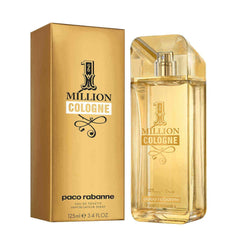 PACO RABANNE - 1 Million Cologne para hombre / 125 ml Eau De Toilette Spray