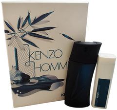KENZO - Kenzo Homme para hombre / SET - 100 ml Eau De Toilette Spray + 100 ml Shower Gel