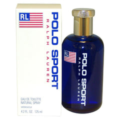 RALPH LAUREN - Polo Sport para hombre / 125 ml Eau De Toilette Spray