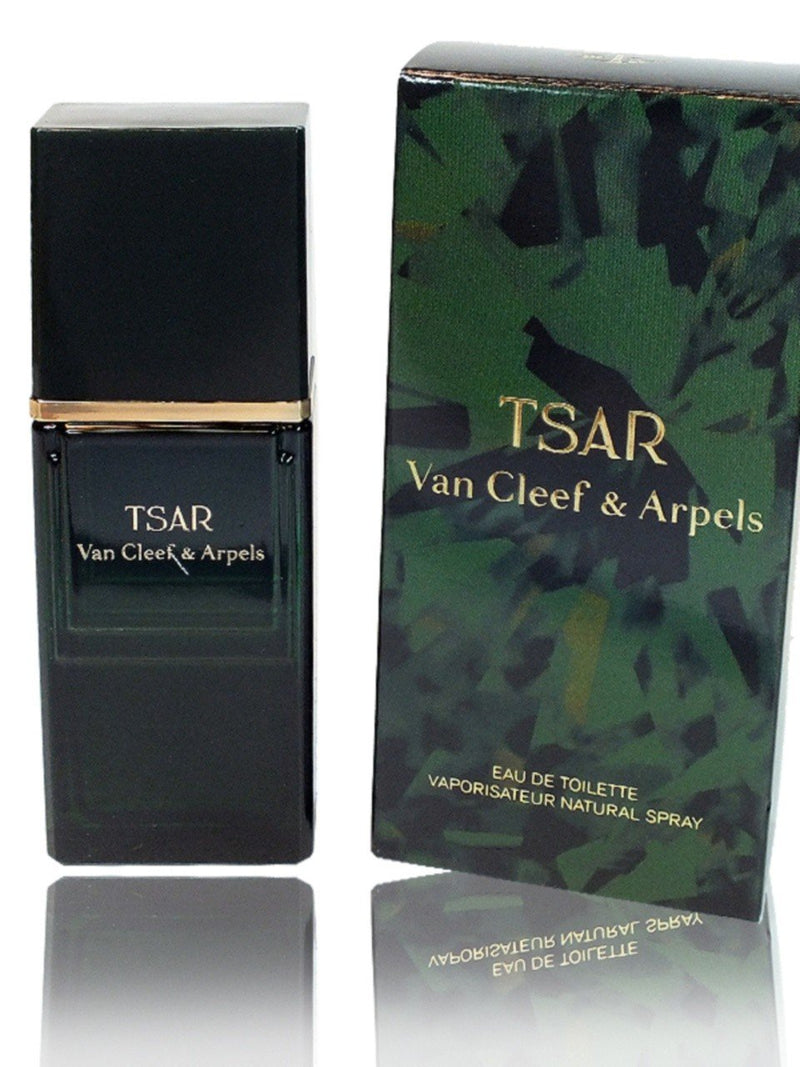 VAN CLEEF & ARPELS - Tsar para hombre / 100 ml Eau De Toilette Spray