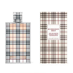 BURBERRY - Burberry Brit para mujer / 100 ml Eau De Parfum Spray